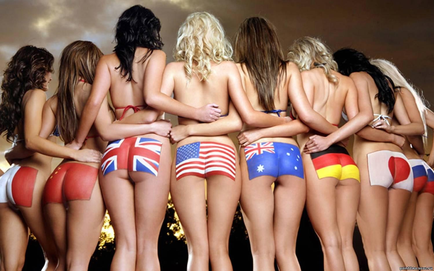 Фото голых девушек разных стран 14 фотография